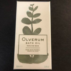 OLVERUM Bath Oil~60ml / 2.0 fl oz~NIB~SEALED